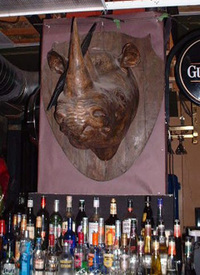 Rhino (Toronto): the head
