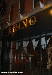 Rhino (Toronto): the sign